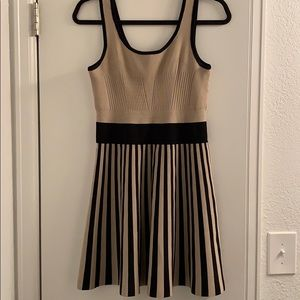 Guess Los Angeles Striped Dress
